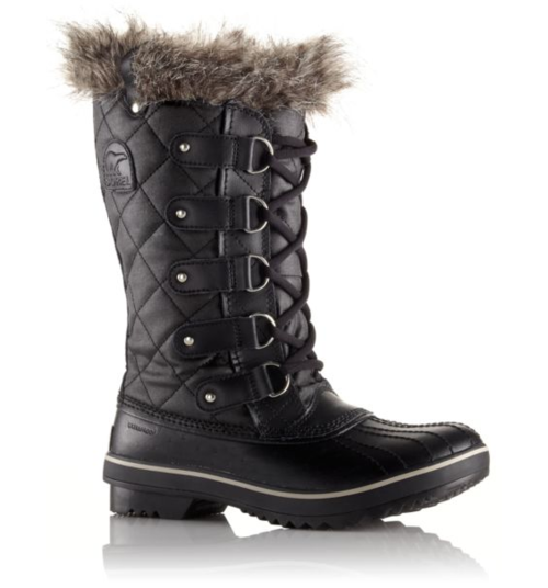 Sorel W Tofino CVS Black