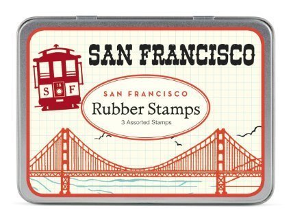 Stamp Set: San Francisco