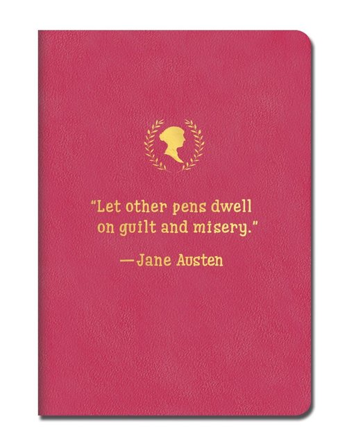 Journal: Studio Oh! Jane Austen