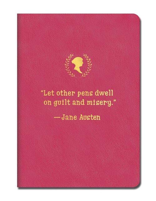 Journal: Studio Oh! Jane Austen