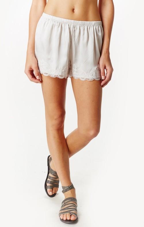 Shorts Floral Lace