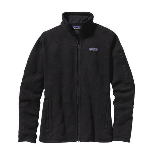 Patagonia W Better Sweater Jacket Black