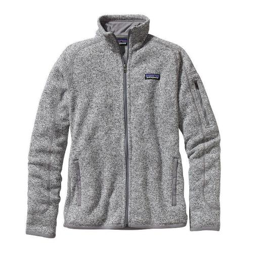 Patagonia W Better Sweater Jacket Birch White
