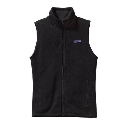 Patagonia W Better Sweater Vest Black