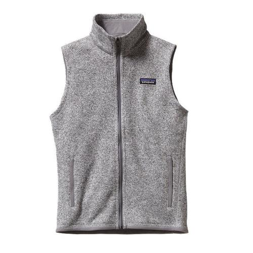 Patagonia W Better Sweater Vest Birch White