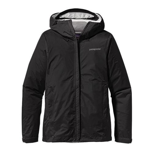 Patagonia W Torrentshell Jacket Black