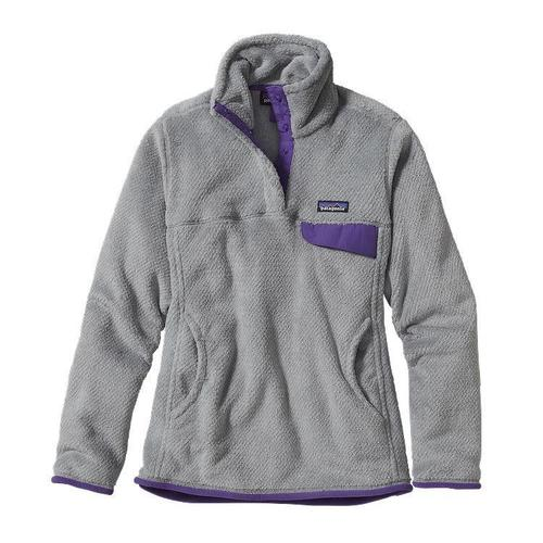 Patagonia W S Re Tool Snap Grey Nickel With Concord Purple