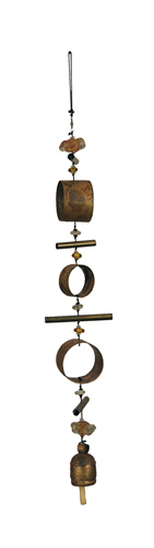 Twirling Three Rings Bell Chime