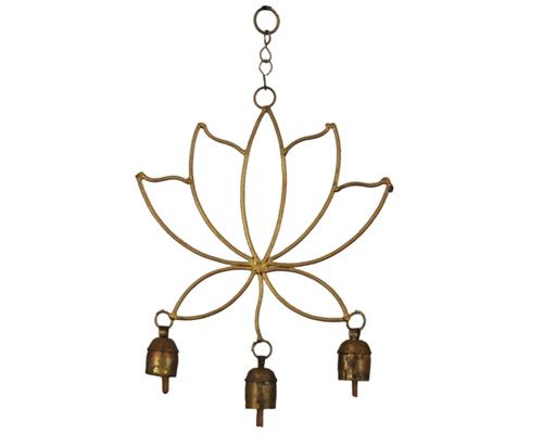 Lotus Flower Bell Chime