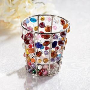 Mix Bead T Light Holder