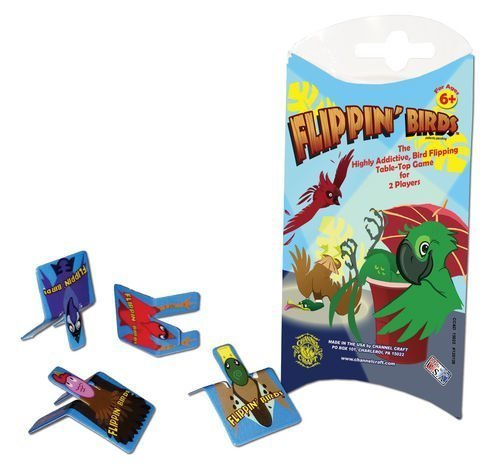 Flippin Birds Peg Pack
