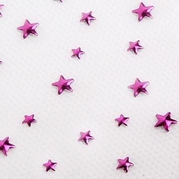 Pink Star Hair Charmsies