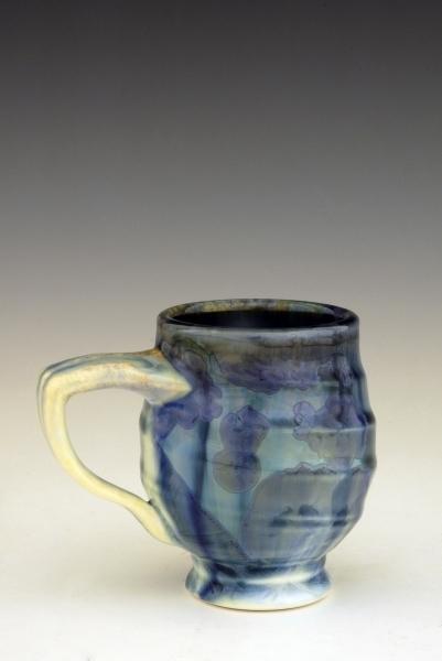 Stellar Ribbed Mug
