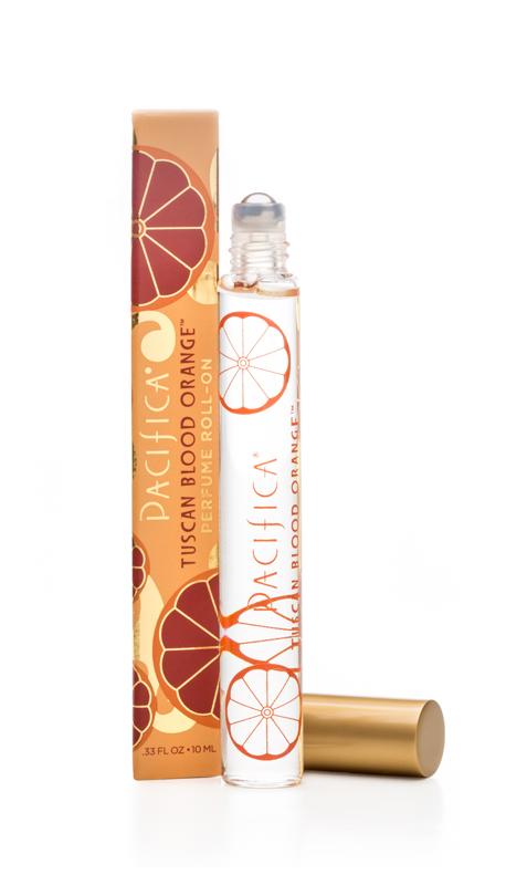 Tuscan Blood Orange Perfume Roll-On
