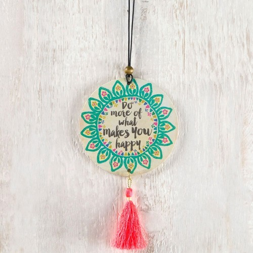 Do More Tassel Air Freshener