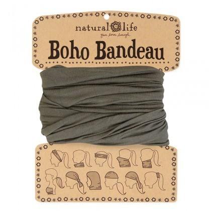 Olive Boho Bandeau