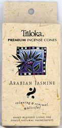 Arabian Jasmine Incense Cones