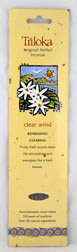 Clear Wind Incense