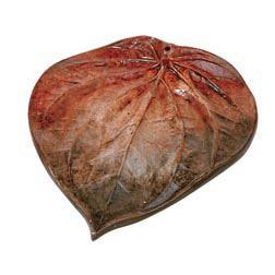 Clay Leaf Holder Large
