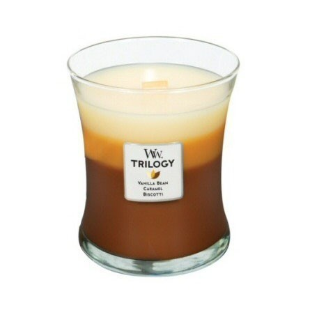 Cafe Sweets Trilogy Medium Candle