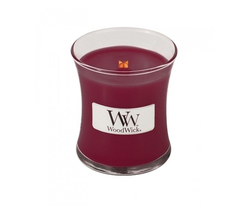 Black Cherry Mini Candle