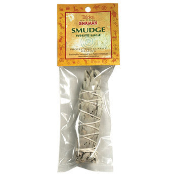 White Sage Smudge Small