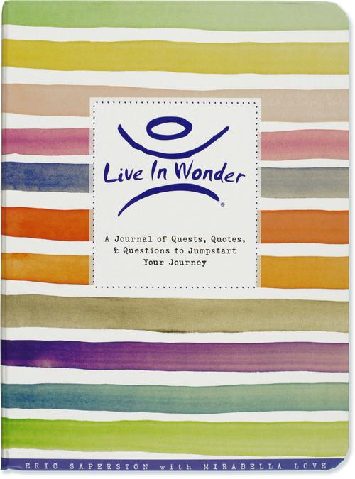 Live in Wonder Journal