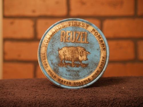 Reuzel Blue Strong Hold Water Based