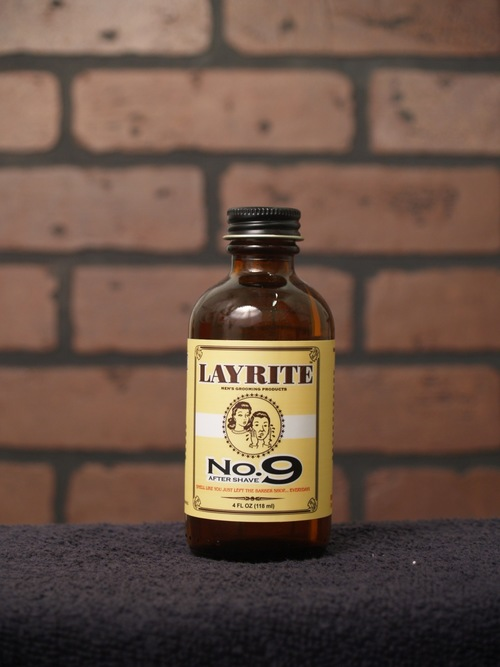 Layrite After Shave No. 9