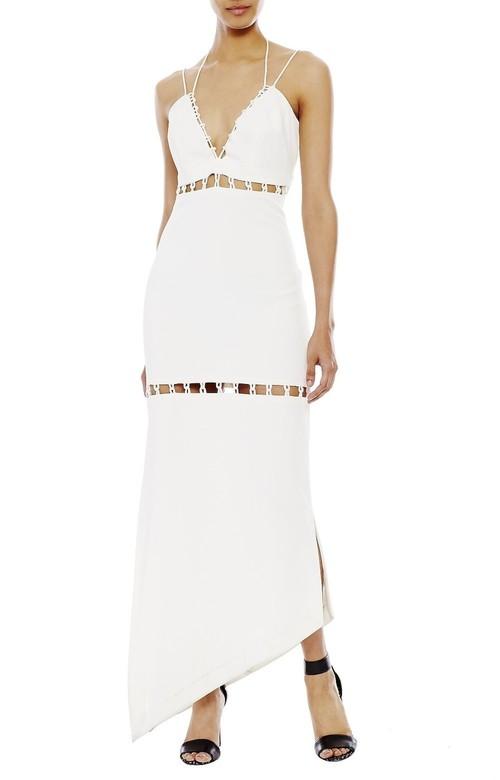 Loop Tiers Maxi Dress