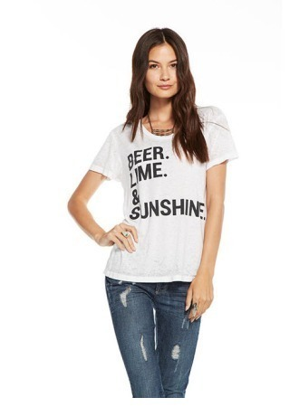 Beer Lime Sunshine Tee