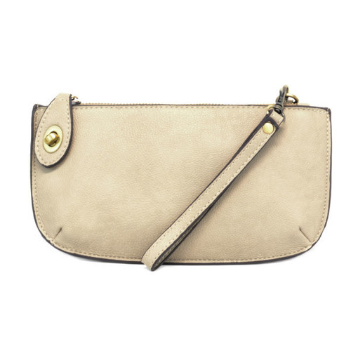 Mini Crossbody Wristlet Driftwood