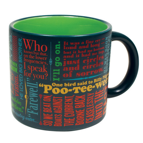 Great Last Lines of Literature Mug