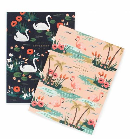 Birds of a Feather Notebooks- Set of 2