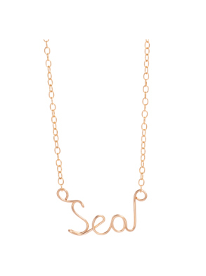 Sea Script Neck