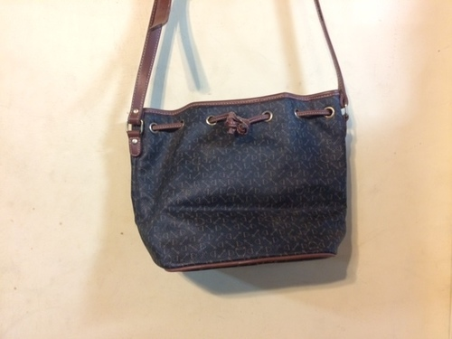Consignment purse