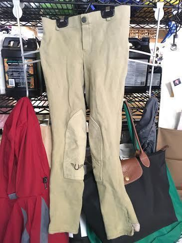 Consignment Kids TuffRider Breeches