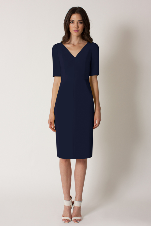 Jeanette Sheath Dress