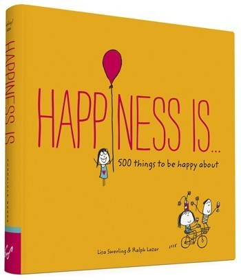Happiness Is Book