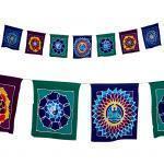 Lotus Flower Flags
