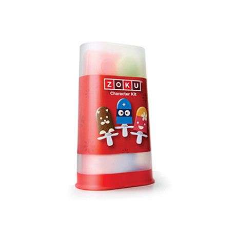 Character Kit Ice Pops