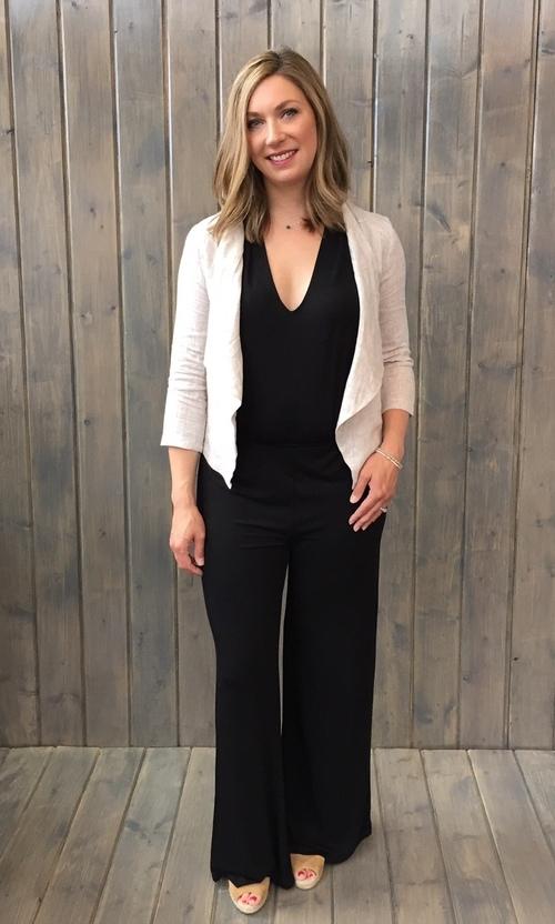 Ellen Linen Jacket