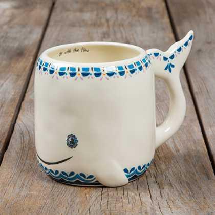 Whale Folk Critter Mug