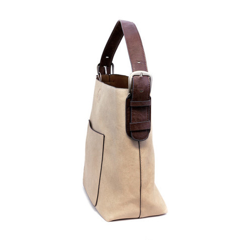 Hobo Brown Handle Handbag
