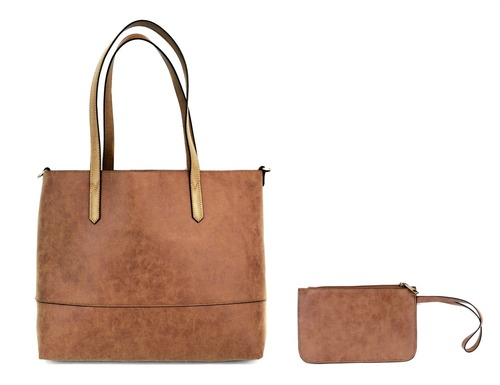Brushed Whiskey 2 in 1 Tote