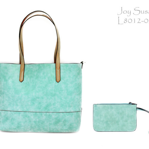Brushed Sky 2 in 1 Tote