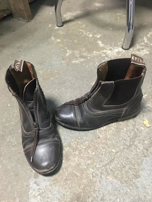 Consignment Treadstone Paddock Boots