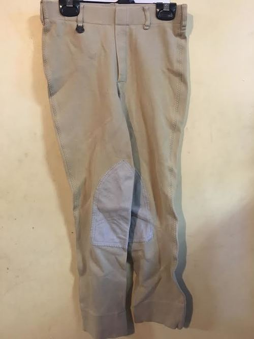 Consignment On Course Breeches