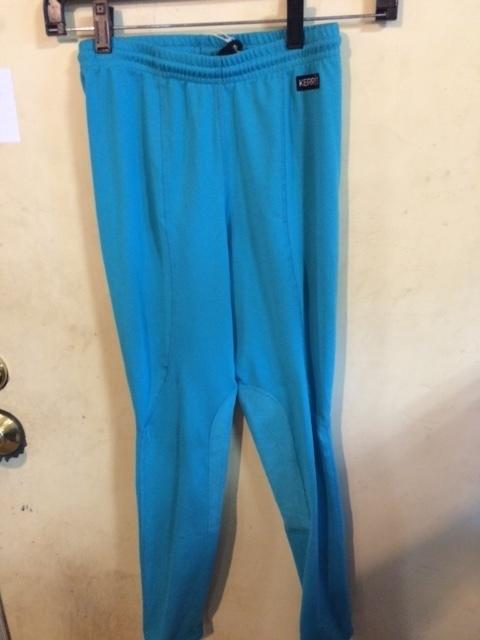 Consignment Pants Blue Kids XL