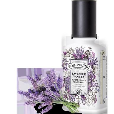 Lavender Vanilla - 2oz